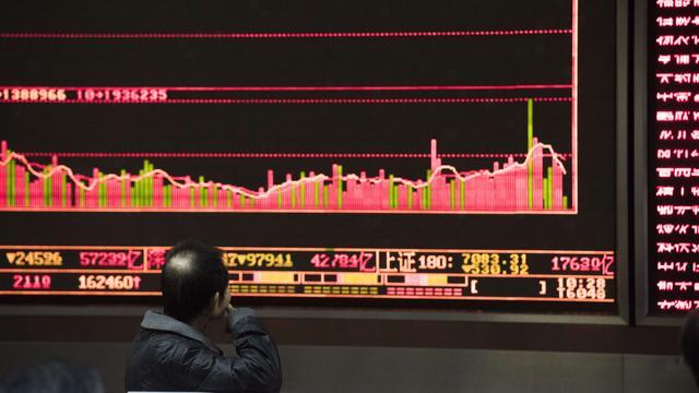 Chinese centrale bank grijpt in bij eigen munt