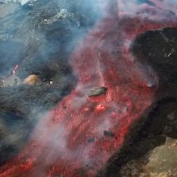 Video | Ruim een maand na vulkaanuitbarsting: zo staat het ervoor op La Palma