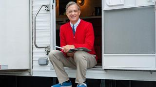 Tom Hanks is Mister Rogers in A Beautiful Day in the Neighborhood