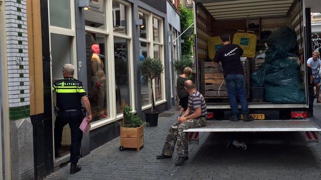 Wietplantage opgerold in hartje Bergen op Zoom