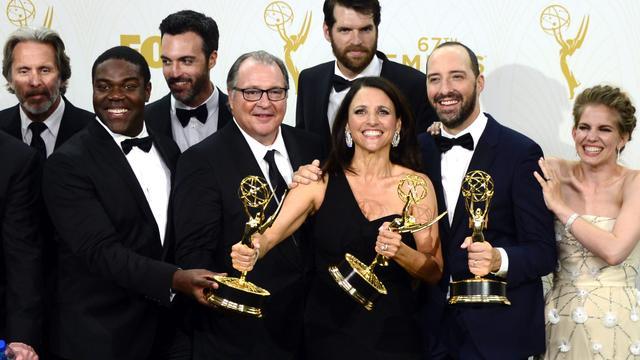 Overzicht: winnaars Primetime Emmy Awards 2015