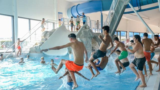 Zwembad De Schelp in Bergen op Zoom blijft gesloten