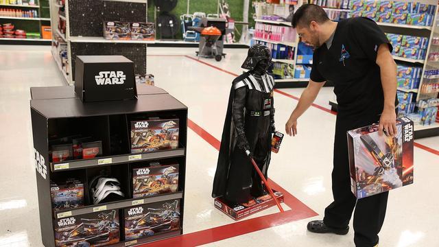 Star Wars en dino's helpen fabrikant Hasbro vooruit