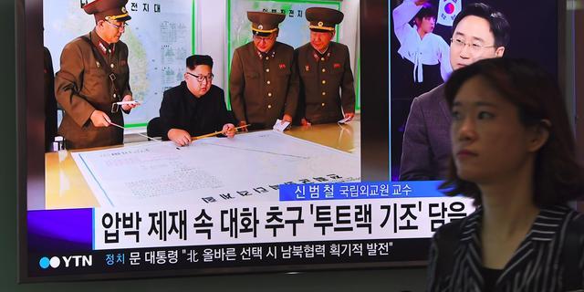 Noord-Korea heeft plan gereed voor aanval op Amerikaans eiland Guam