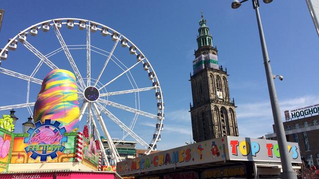 Groningen maakt zich klaar voor grote Meikermis