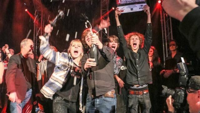 Venhill winnaar van de Battle of the Bands