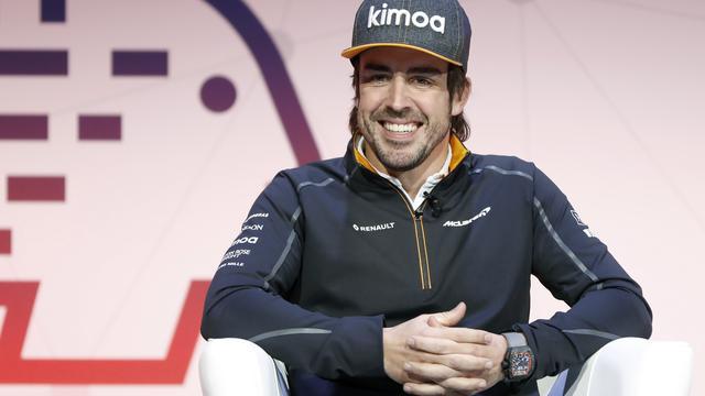 Alonso dacht tijdens vorig Formule 1-seizoen serieus aan afscheid