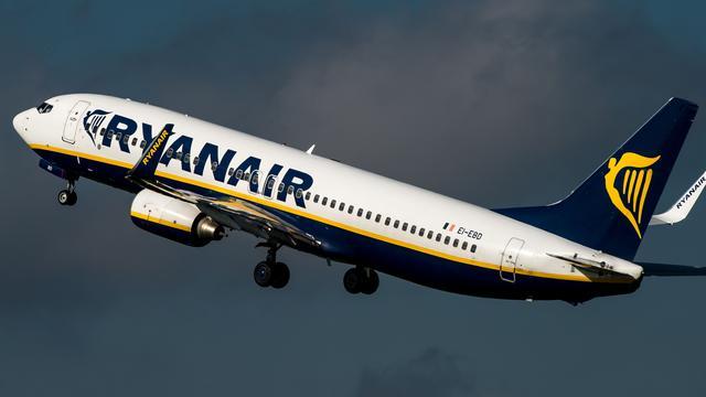 Ryanair boekt kwart meer winst door gestegen passagiersaantallen