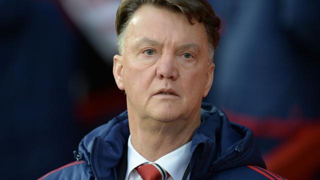 Van Gaal sluit versterkingen Manchester United niet uit