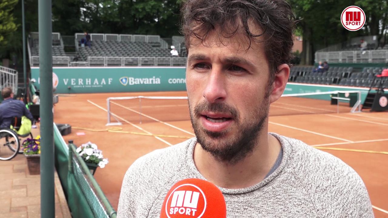 Haase voelt zich goed in aanloop naar Roland Garros