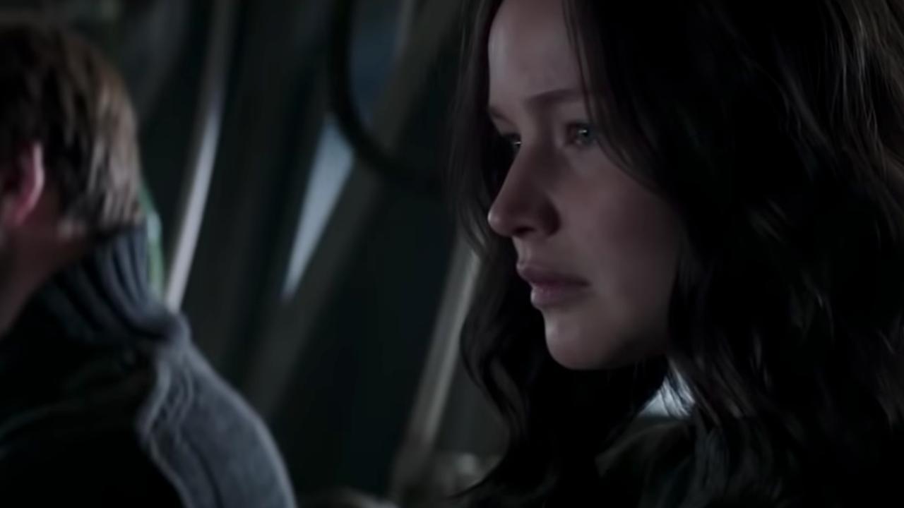 Trailer The Hunger Games Mockingjay