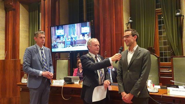 Ashley North benoemd tot nieuwe wethouder in Leiden
