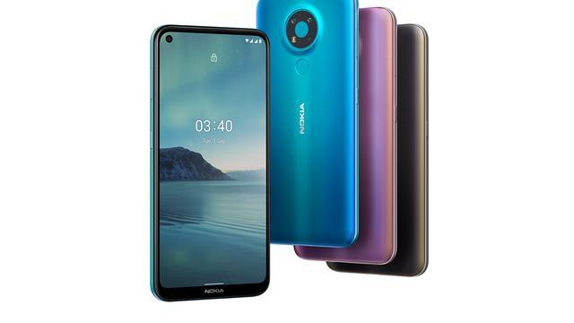 Nokia komt later dit jaar met twee goedkopere smartphones