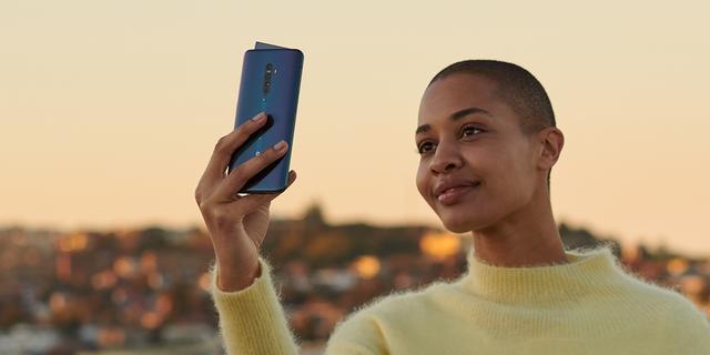 OPPO brengt Reno2-smartphones met vier camera's op de achterkant uit