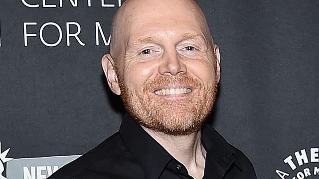 Amerikaanse comedian Bill Burr geeft stand-upshow in AFAS Live