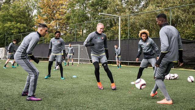 Feyenoord traint vanaf 2018/2019 op nieuwe accommodatie