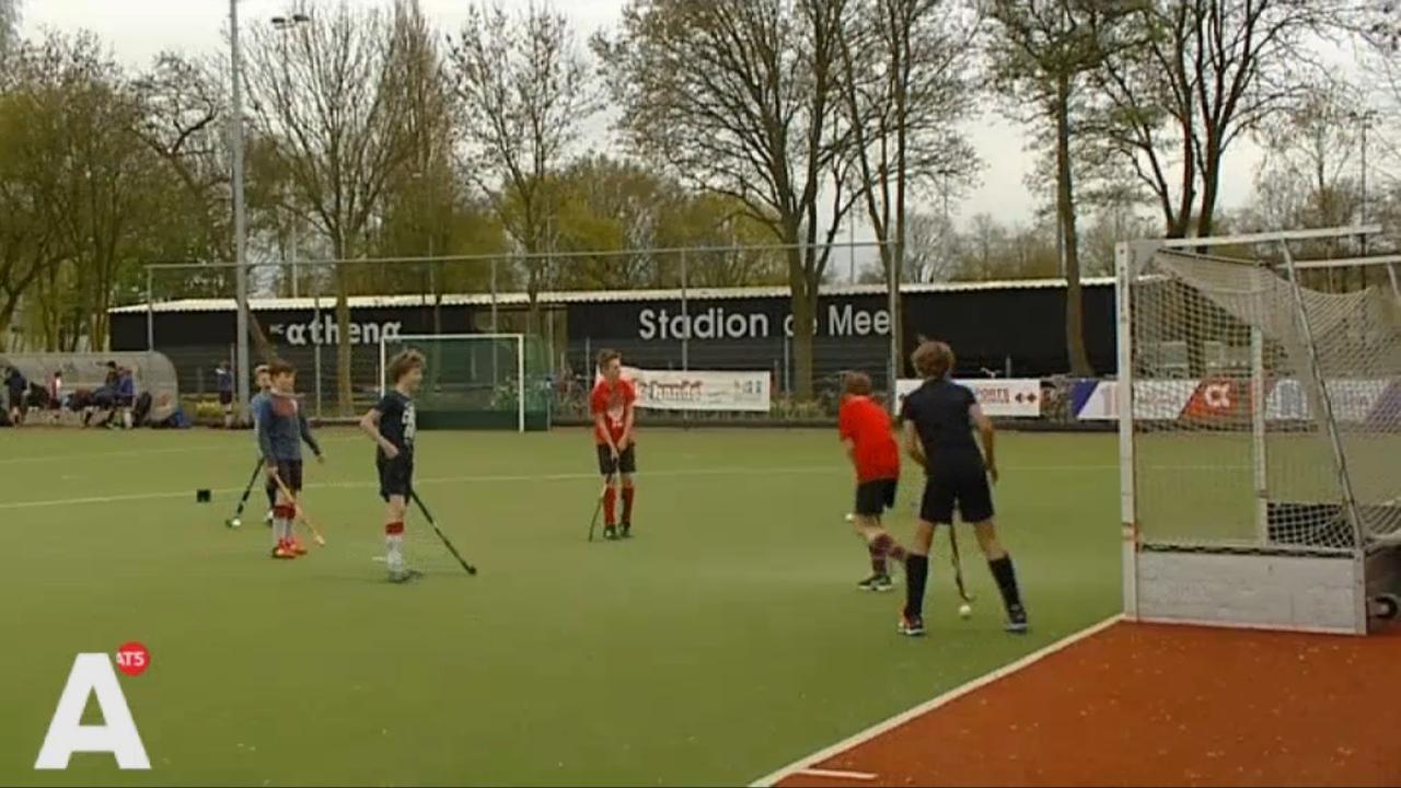 Tekort aan hockeyvelden in Amsterdam