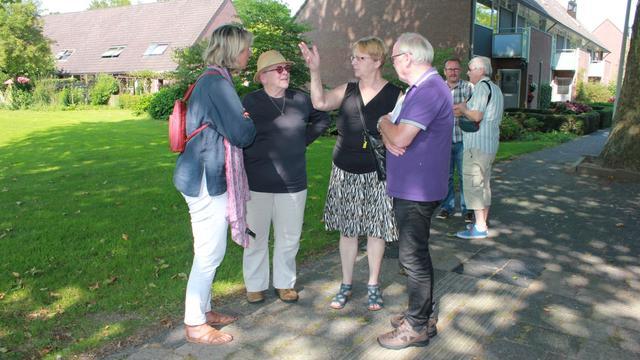 Bewoners willen groene wandeling door Meilust