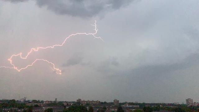 Code oranje in Zeeland, Zuid-Holland en Noord-Brabant wegens zwaar weer