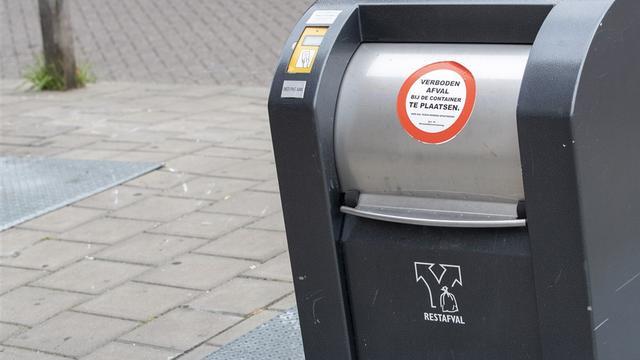 Afvalstoffenheffing Alphen mogelijk verhoogd met 9 procent in 2020