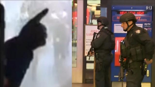 Vier gewonden bij explosie ondergronds busstation New York