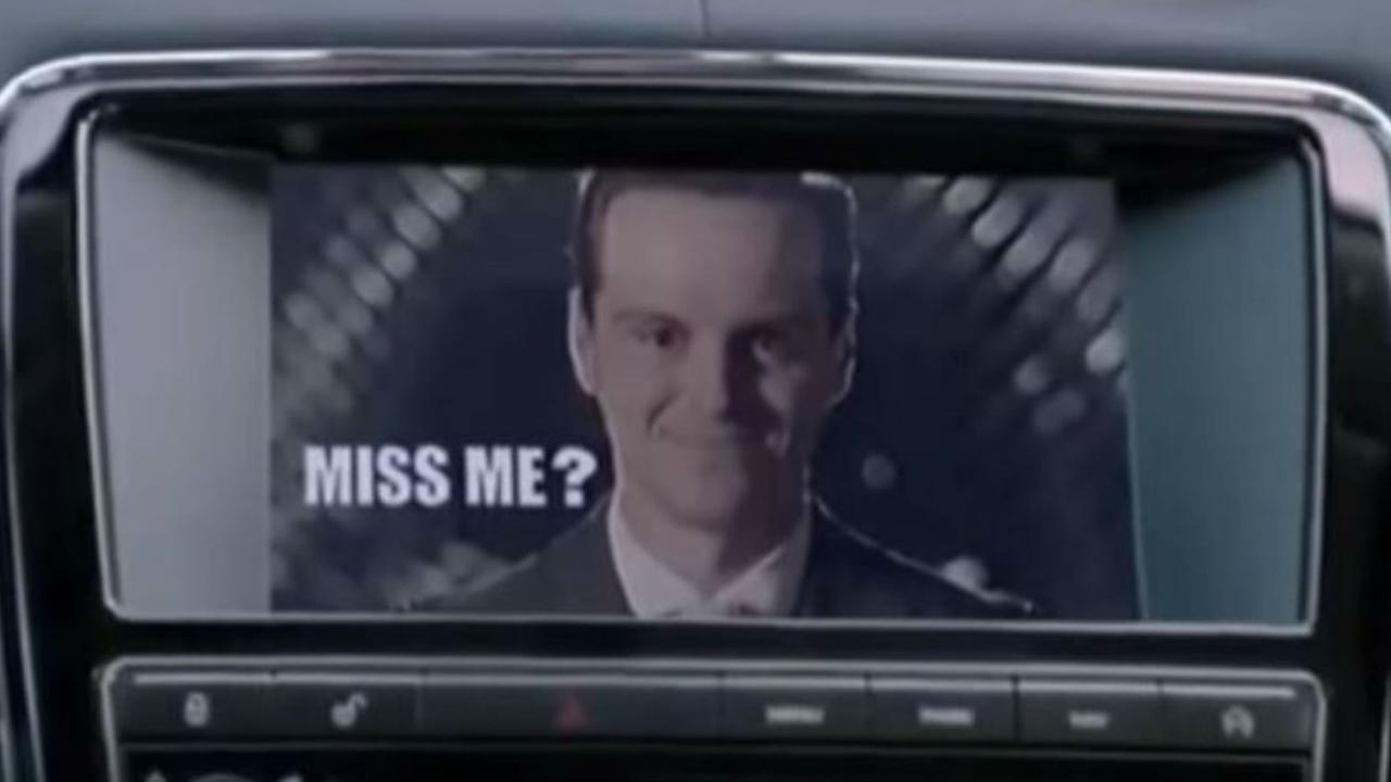 Sherlock Holmes - did you miss me?