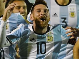 Sterspeler leidt Argentijnen met hattrick naar WK in Rusland