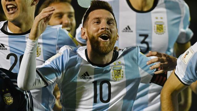 Sampaoli hoopt dat Argentinië minder afhankelijk wordt van Messi