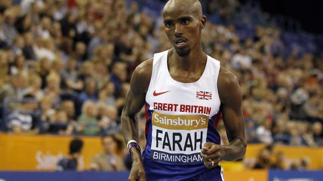 'Brits antidopingbureau komt donderdag met verklaring over Farah'