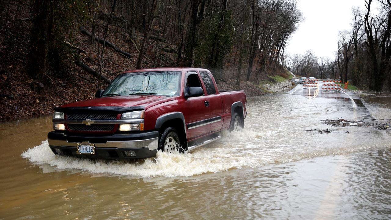 Noodtoestand in Missouri door overstromingen