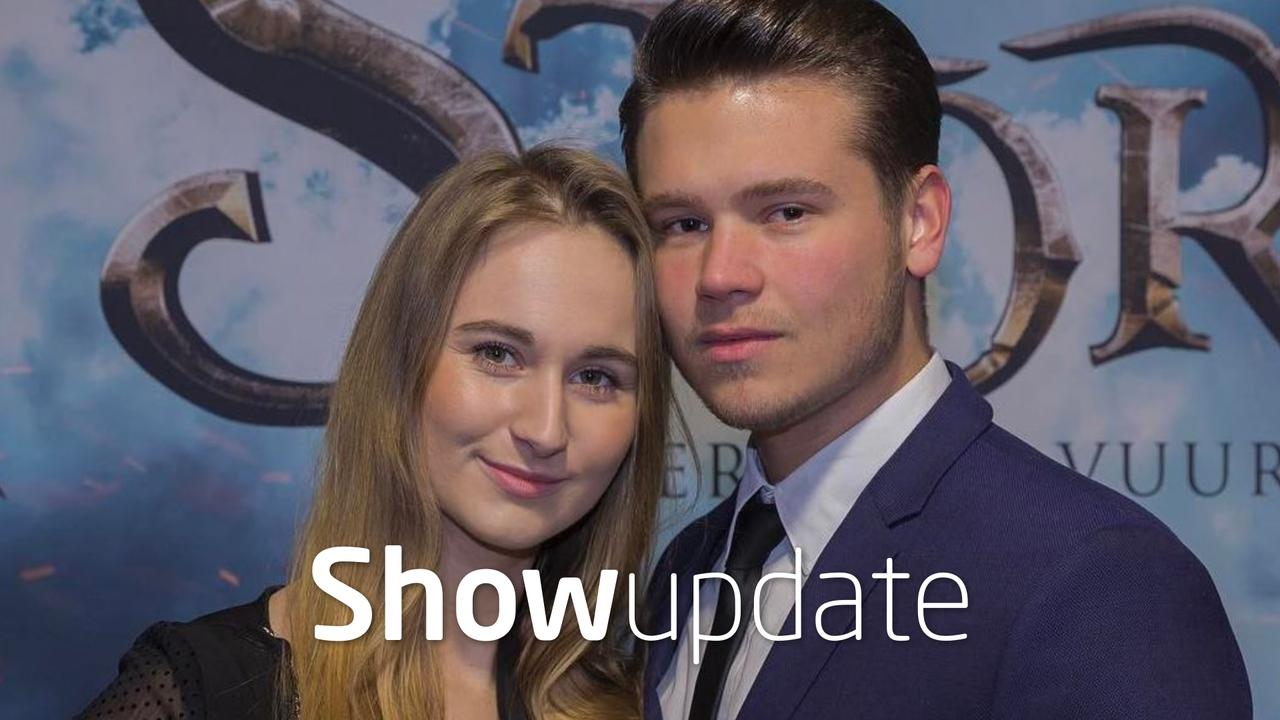 Show Update: Liefdesbreuk Dave Dekker