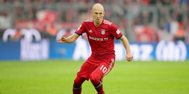Bayern mist Robben in Champions League-duel met AEK Athene