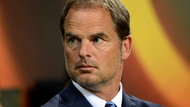 De Boer weigert te praten over titelkansen van Internazionale