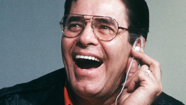 Legendarische Amerikaanse komiek Jerry Lewis (91) overleden