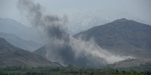 VS bombarderen Afghaanse soldaten bij vergissing
