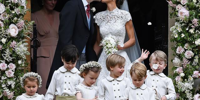 Pippa Middleton wil tijdens zwangerschap niet hardlopen