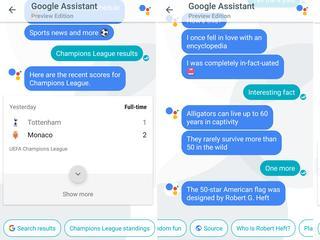 App geeft automatisch suggesties voor reacties