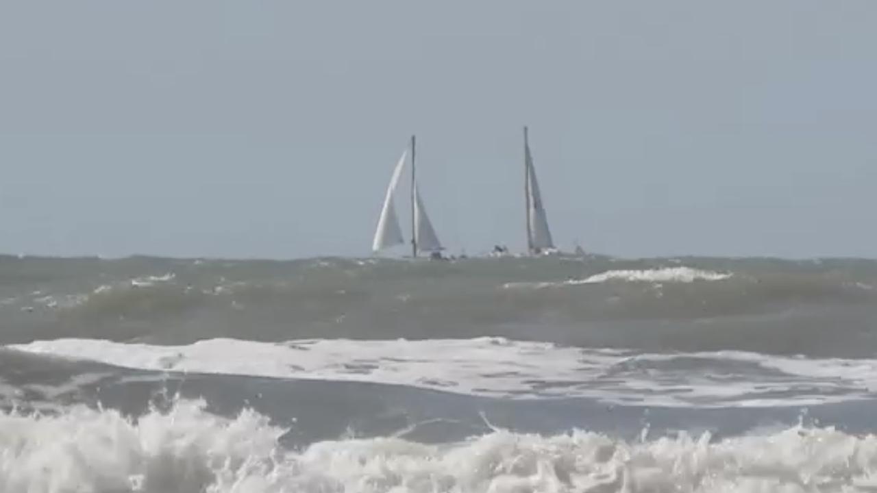 Twee doden door ongeluk met zeiljacht voor kust België