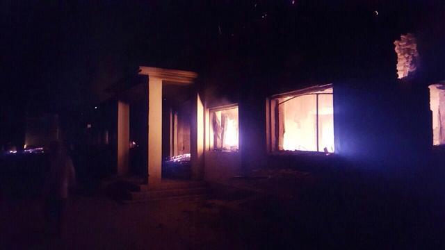 Afghanistan vroeg om luchtaanval Kunduz
