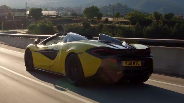 Rijtest McLaren 570S Spider: 'Instapmodel' nu ook met open dak