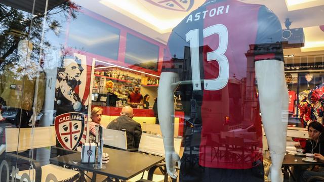 Fiorentina en Cagliari gebruiken rugnummer 13 van Astori nooit meer