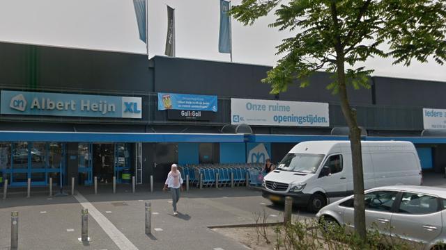 Supermarkt in winkelcentrum Woensel weer geopend na telefonisch dreigement