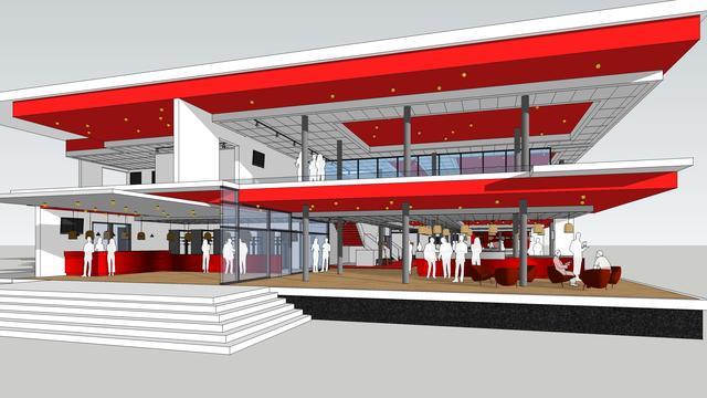 Nieuwe schouwburg in Middelburg wordt donderdagavond geopend