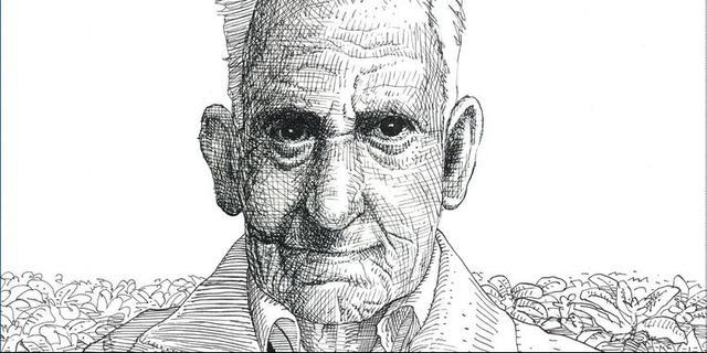 Hendrik Groen stort zich in zijn nieuwe roman op de volkstuin
