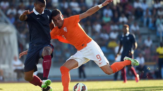 Jong Oranje na forse nederlaag tegen Frankrijk uitgeschakeld in Toulon