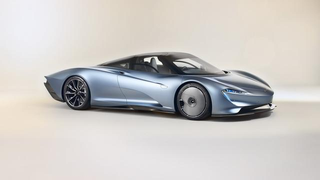 McLaren onthult driepersoons sportwagen met meer dan 1.000 pk