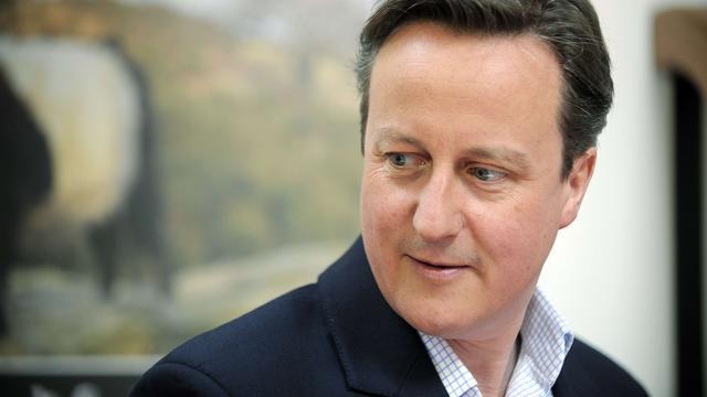 Premier David Cameron benoemt eerste ministers kabinet