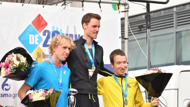 Koen Naert wint opnieuw 20 van Alphen