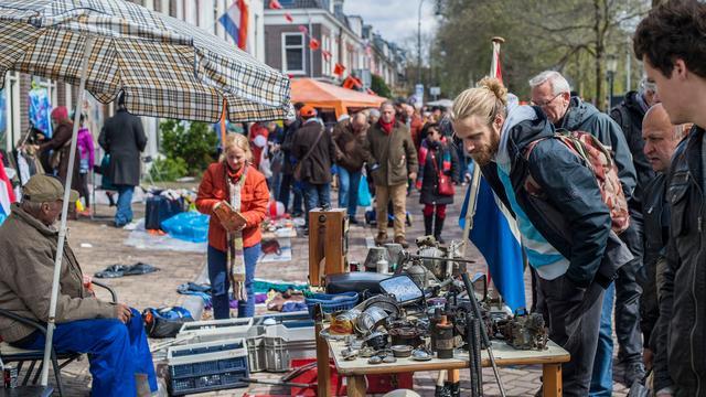 Overzicht: Hier zijn de vrijmarkten in Utrecht en dit zijn de regels
