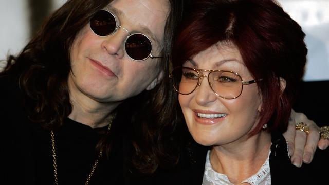 Huwelijk Ozzy en Sharon Osbourne 'weer helemaal goed'